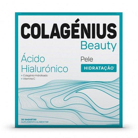 COLAGENIUS BEAUTY ACIDO HIALURONICO X30 SAQUETAS