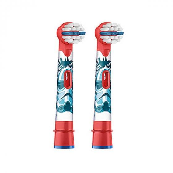 Oral-B Cabeça para Escova Eléctrica Kids Star Wars 2 Unidades