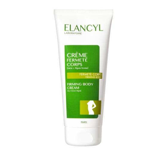 ELANCYL Elancyl Creme Firmeza Corpo para pele com celulite.  Embalagem de 200 ml