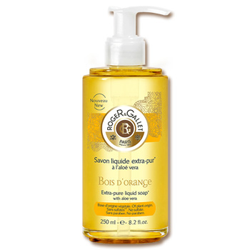 ROGER & GALLET BOIS ORANGE SABONETE LIQUIDO 300ML