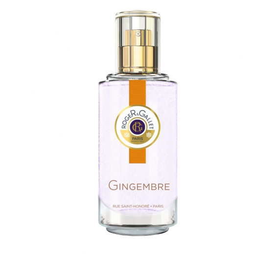 ROGER & GALLET GINGEMBRE AGUA PERFUMADA 100ML