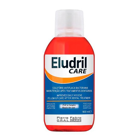 ELUDRIL CARE COLUTORIO 500ML