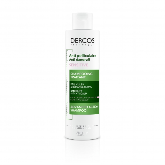 DERCOS ANTICASPA CHAMPÔ CASPA SENSITIVE 200ML