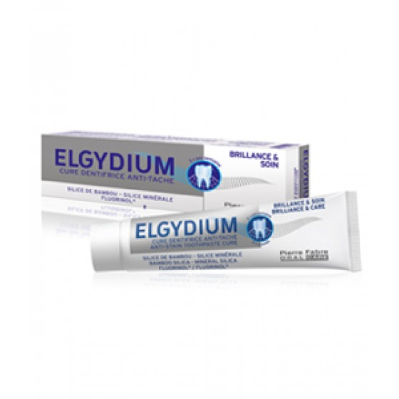 ELGYDIUM GEL BRANQUEADOR BRILHO 30ML