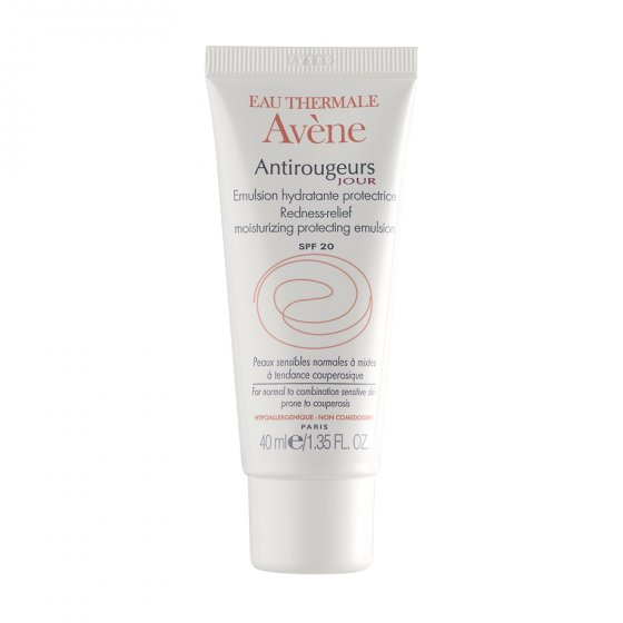 AVÈNE ANTIROUGEURS DIA EMULSÃO SUAVIZANTE 40ML