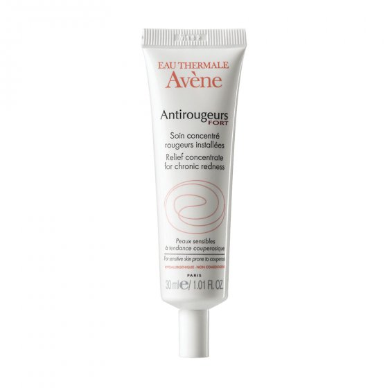 AVÈNE ANTIROUGEURS FORT CUIDADO CONCENTRADO 30ML