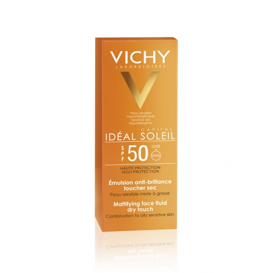 Vichy Creme Toque Seco FPS 50 50 ml