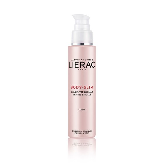 LIERAC BODY SLIM CREME VENTRE TAILLE 100 ML
