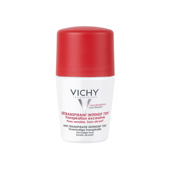 Vichy Desodorizante Roll-On Stress Resist 72H 50ml