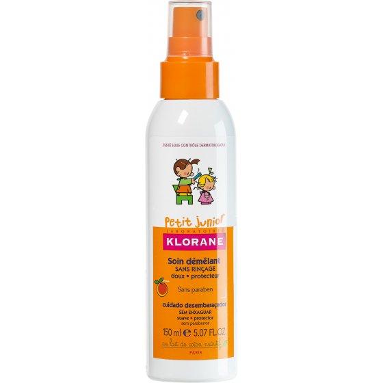 KLORANE PETIT JUNIOR Klorane Petit Junior Spray Desembaraçador para crianças. Embalagem de 500 ml