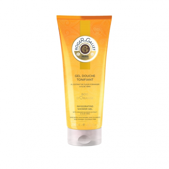 ROGER & GALLET BOIS ORANGE GEL DUCHE 200ML