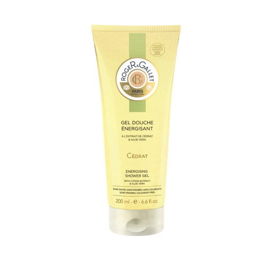 ROGER & GALLET CEDRAT GEL DUCHE 200ML