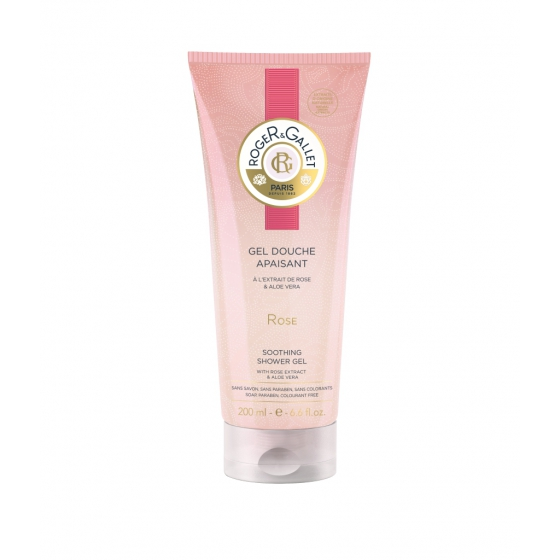 ROGER & GALLET ROSE GEL DUCHE 200ML