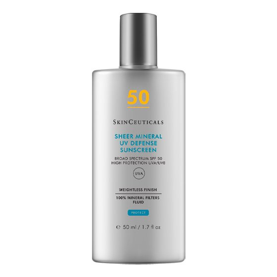 SKINCEUTICALS PROTECT SHEER MINERAL UV FP50 50M