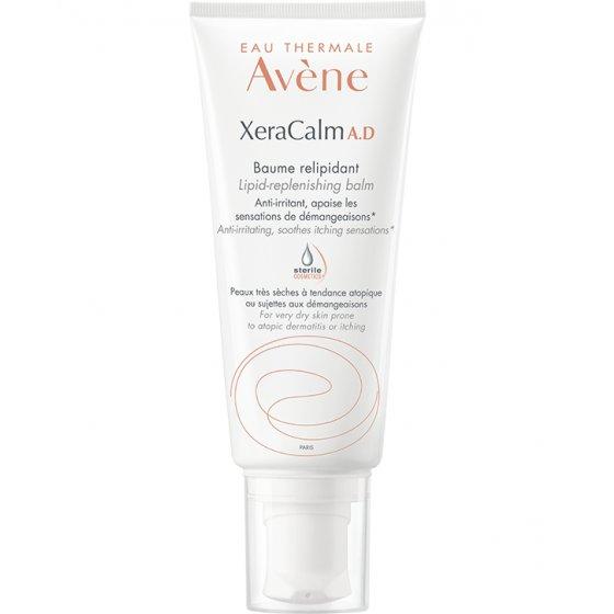 AVÈNE Xeracalm A.D Bálsamo relipidante D.E.F.I. para pele com prurido e de tendência atópica. Embalagem de 200 ml
