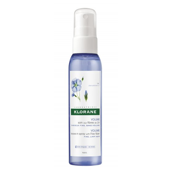KLORANE CAPILAR SPRAY FIBRA LINHO 125ML