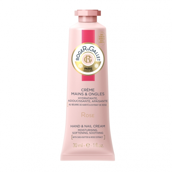ROGER & GALLET ROSE CREME MAOS UNHAS 30ML