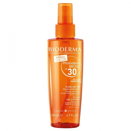 PHOTODERM BIODERMA BRONZ BRUME SPF30 200ML