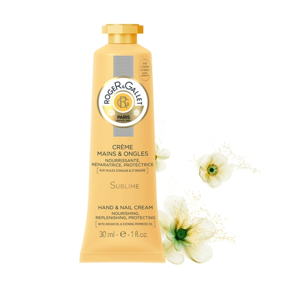 ROGER & GALLET SUBLIME CREME MAOS UNHAS 30ML