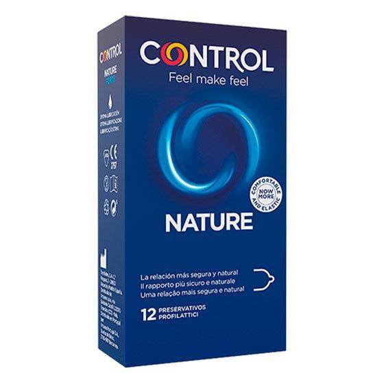 CONTROL NATURE ADAPTA PRESERVATIVOS X12