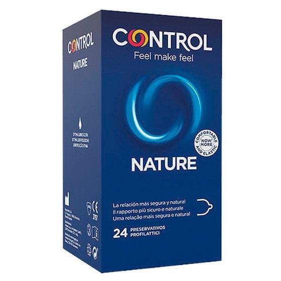 CONTROL NATURE ADAPTA PRESERVATIVOS X24