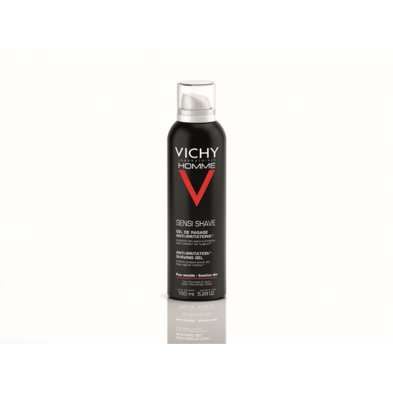 Vichy Gel de Barbear - Anti-Irritações 150ml