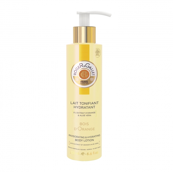 ROGER & GALLET BOIS ORANGE LEITE SORBET 200ML