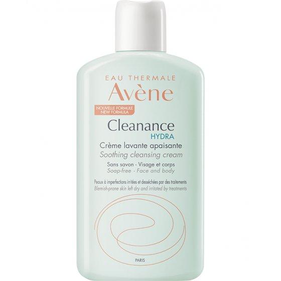AVENE CLEANANCE HYDRA CREME LAVANTE SUAVIZANTE 200ML