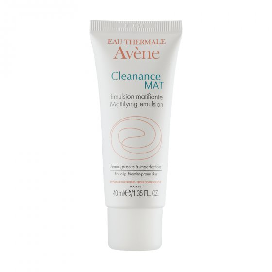 AVENE CLEANANCE MAT EMULSAO 40ML