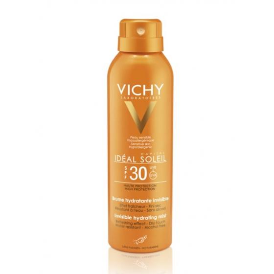 VICHY IDEAL SOLEIL BRUMA HIDRATANTE FP30 200ML