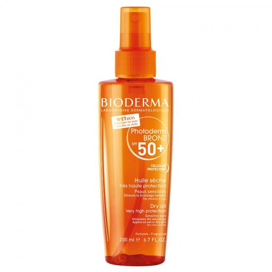 PHOTODERM BIODERMA BRONZ BRUMA SPF50 200ML