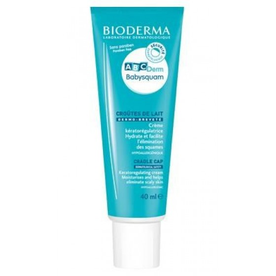BIODERMA ABCDERM BABYSQUAM CEME 40ML