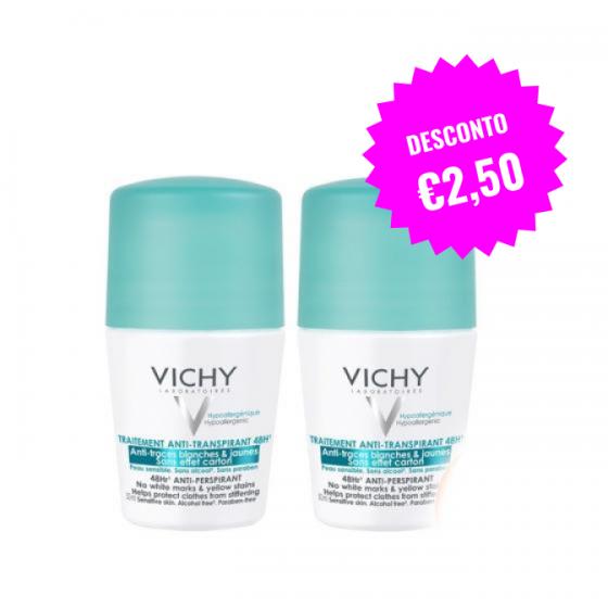 VICHY DEO ANTI MANCHAS DUO + DESCONTO €2,50