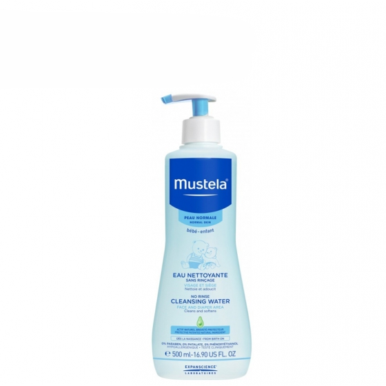 MUSTELA PHYSIOBEBE 500ML PRECO ESPECIAL
