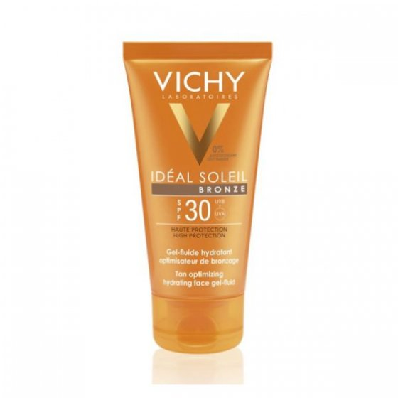 VICHY IDEAL SOLEI GEL FL ROSTO FP30 50ML