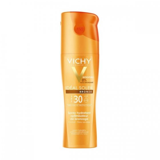 VICHY IDEAL SOLEIL SPRAY CORPO FP30 200ML
