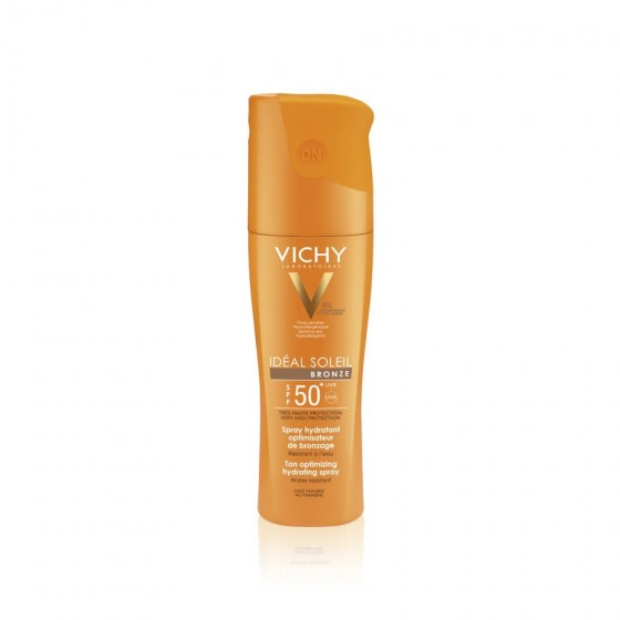 VICHY IDEAL SOLEIL SPRAY CORPO FP50 200ML