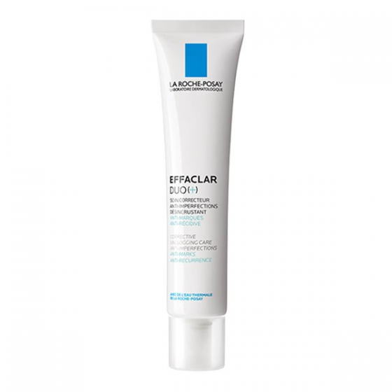 La Roche-Posay EFFACLAR DUO(+) 15ML + HIGINENE 15ML + VALE