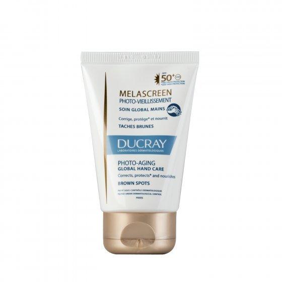 DUCRAY Melascreen Creme de Mãos para pele com fotoenvelhecimento Embalagem de 50 ml