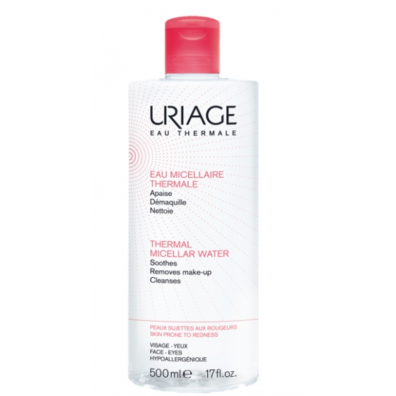 URIAGE AGUA MICELAR PELE SENSIVEL 500ML
