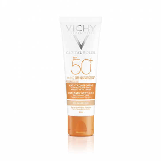VICHY IDEAL SOLEIL CREME ANTIMANCHAS FP50 50ML