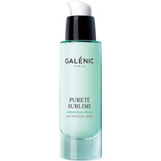GALÉNIC Galénic Pureté Sublime Soro Pele Nova para pele oleosa de tendência acneica. Embalagem de 30 ml