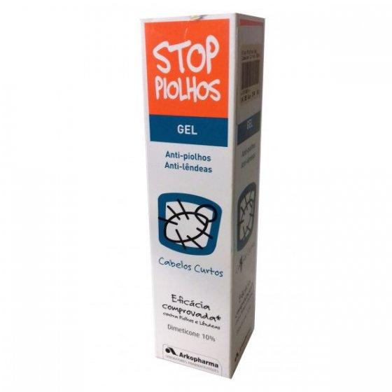 STOP PIOLHOS GEL CABELOS CURTOS 100ML