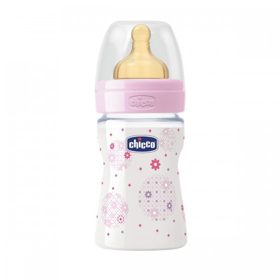 CHICCO BIBERAO BENESSERE GIRL TETINA BORRACHA 150ML