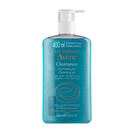AVENE CLEANANCE GEL 400ML