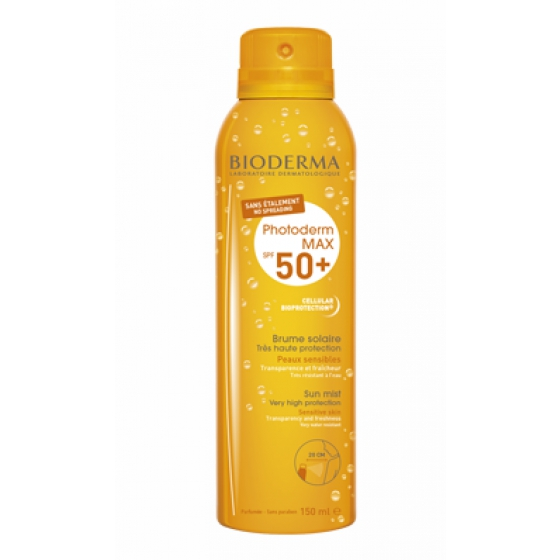 PHOTODERM BIODERMA BRUME TRANSPARENTE SPF50+ 200ML