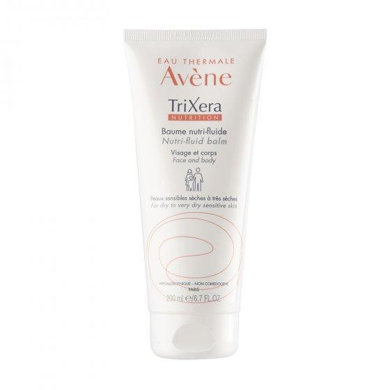 AVÈNE Trixera Nutrition Bálsamo para pele muito seca. Embalagem de 200 ml