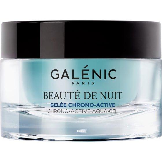 GALÉNIC Galénic Beauté de Nuit Cuidado de Noite Gel Crono Ativo para todo o tipo de pele. Embalagem de 50 ml