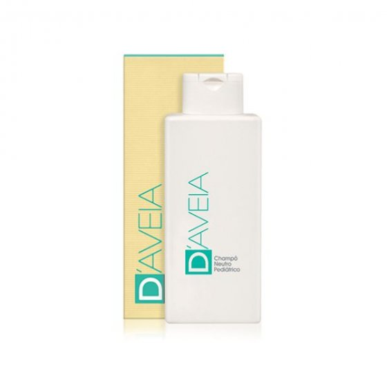 D'AVEIA CHAMPO NEUTRO PEDIATRICO 200ML