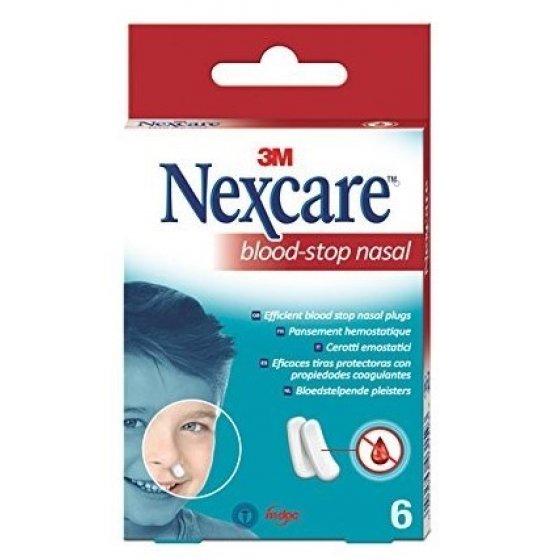 Nexcare Blood Stop Tampão Nasal x6